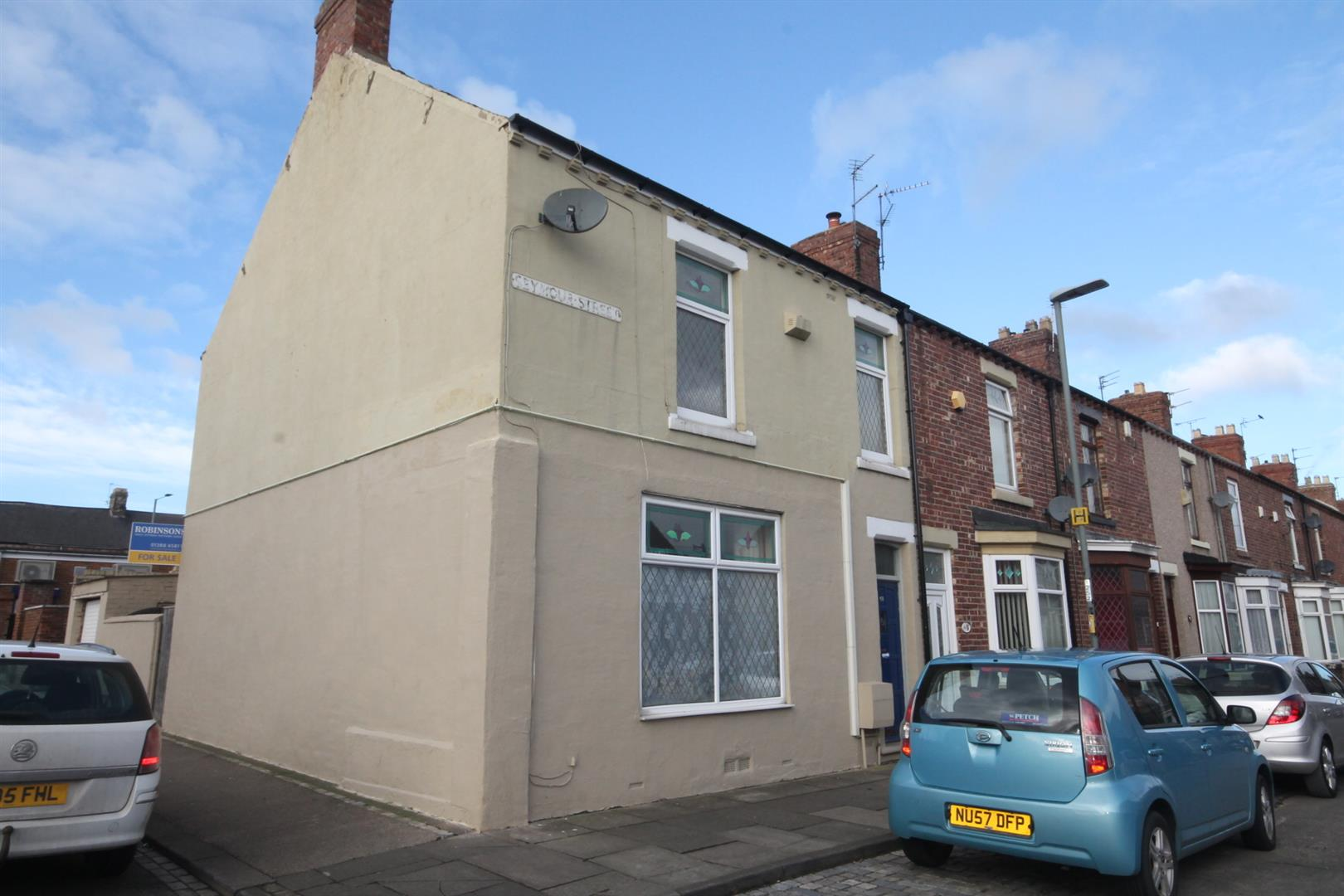 3 Bedrooms End Of Terrace House for sale in Seymour Street, Bishop Auckland